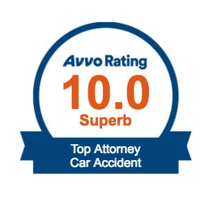 Top Avvo Car Accident Lawyer