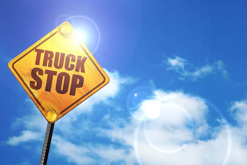 Truck Driver Rest Rules