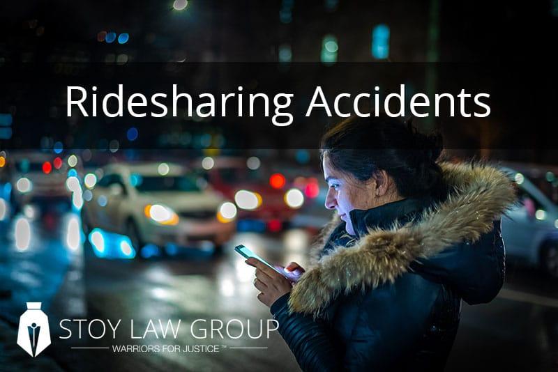 Uber & Lyft - Rideshare Accident Lawyer