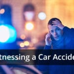 Witnessing a Car Accident
